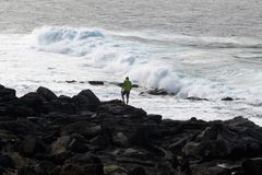 Travel ocean waves Royalty Free Stock Photos