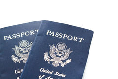 Travel passport Royalty Free Stock Photos