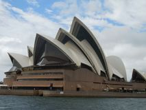 The Sydney Opera House Royalty Free Stock Images