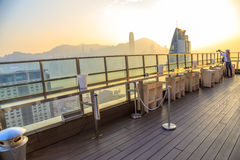 Travel photographer Hong Kong Royalty Free Stock Photography