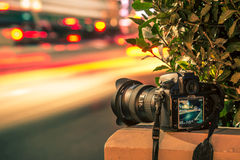 Travel Photography Cocept Royalty Free Stock Photography