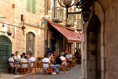 Travel Photos of Israel - Jerusalem stock image