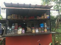 Shop in srilanka Stock Photos