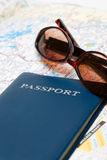 Travel planning Royalty Free Stock Image