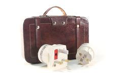 Travel Plug Stock Photography