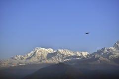 Travel in pokhara Stock Photo