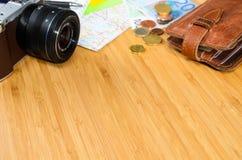 Travel preparations Stock Photography