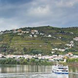 Travel in River Douro region Royalty Free Stock Images