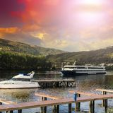 Travel in River Douro region Royalty Free Stock Photography