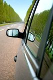 Travel on a road Royalty Free Stock Images
