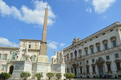 Travel in Rome.Rome architecture. Italy Stock Photos