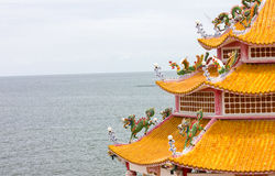 Travel roof china Royalty Free Stock Photography
