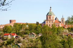Travel in Russia. Smolensk. stock image