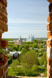 Travel in Russia. Smolensk. royalty free stock photography