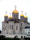 Travel in Russia. Vladimir. Travel. Golden ring of Russia. Vladimir. Assumption Cathedral Stock Images