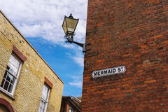 Travel in Rye, East Sussex stock images