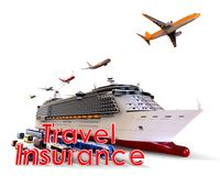Travel safety concept Royalty Free Stock Image