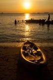 Travel at sea. Royalty Free Stock Photos