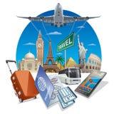 Travel service Royalty Free Stock Image