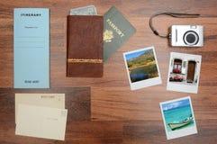 Travel Still Life Stock Photography