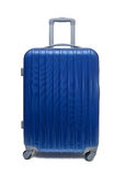 Travel suitcase. With clipping path royalty free stock photo