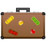 Travel Suitcase icon Royalty Free Stock Photography