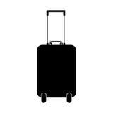 Travel suitcase icon image Royalty Free Stock Image