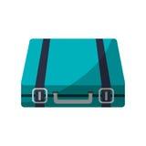Travel suitcase icon Royalty Free Stock Photo