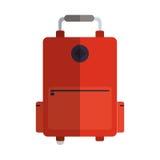 Travel suitcase icon Royalty Free Stock Photos