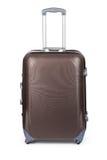 Travel suitcase. Isolated on white background Stock Photo