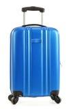 Travel suitcase isolated on white background.  Royalty Free Stock Images