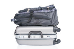 Travel suitcases Royalty Free Stock Photos