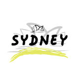Travel Sydney Royalty Free Stock Photography