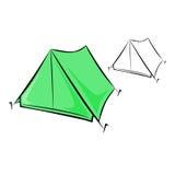 Travel tent Stock Photos