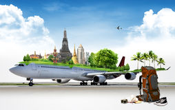 Travel thailand Royalty Free Stock Image