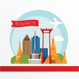 Travel thailand landmarks Stock Photo