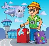 Travel thematics image 2 Stock Photography