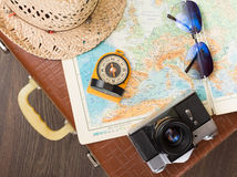 Travel time Royalty Free Stock Images