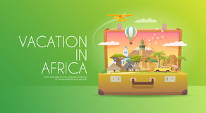 Travel to Africa. Stock Photography