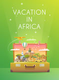 Travel to Africa. Stock Images
