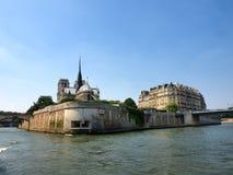 Travel to the ancient and beautiful Paris city Stock Photos