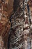 Ancient City of Petra, Jordan stock photography