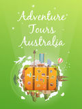 Travel to Australia. Stock Photos