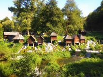 Travel to bosnia Stock Image