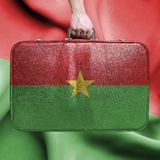 Travel to Burkina Faso royalty free stock image