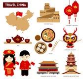 Travel to China. vector illustration
