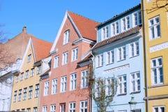 Travel to Europe,Copenhagen. Travel to Europe under spring,Nyhavn-Copenhagen in the Denmark,Scandinavia royalty free stock images