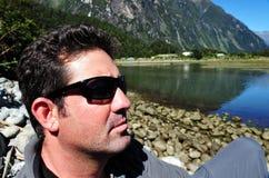 Travel to Fiordland New Zealand Royalty Free Stock Photo