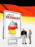 Travel to Germany Royalty Free Stock Images