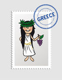 Travel to Greece Royalty Free Stock Images